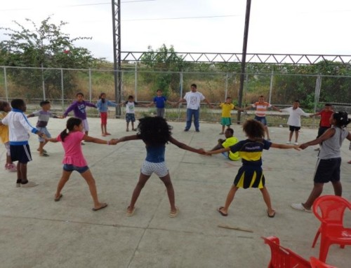 JUCONI Ecuador Safe Play Spaces Project.