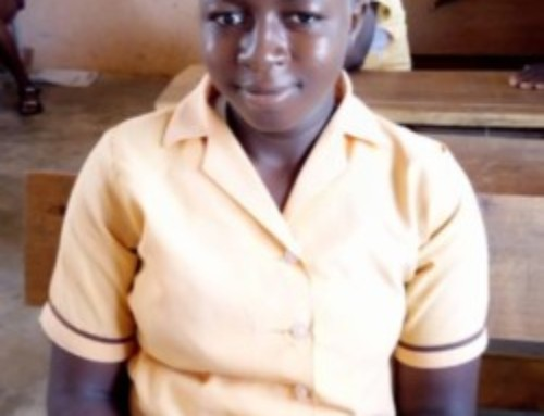 A Success Story from Youth Alive in Ghana.