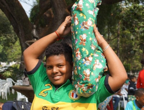 A Success Story from our Sponsorship Programme at JUCONI Ecuador