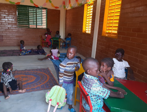 Update on the 'Beoogo Tienbo' Nursery School in Burkina Faso