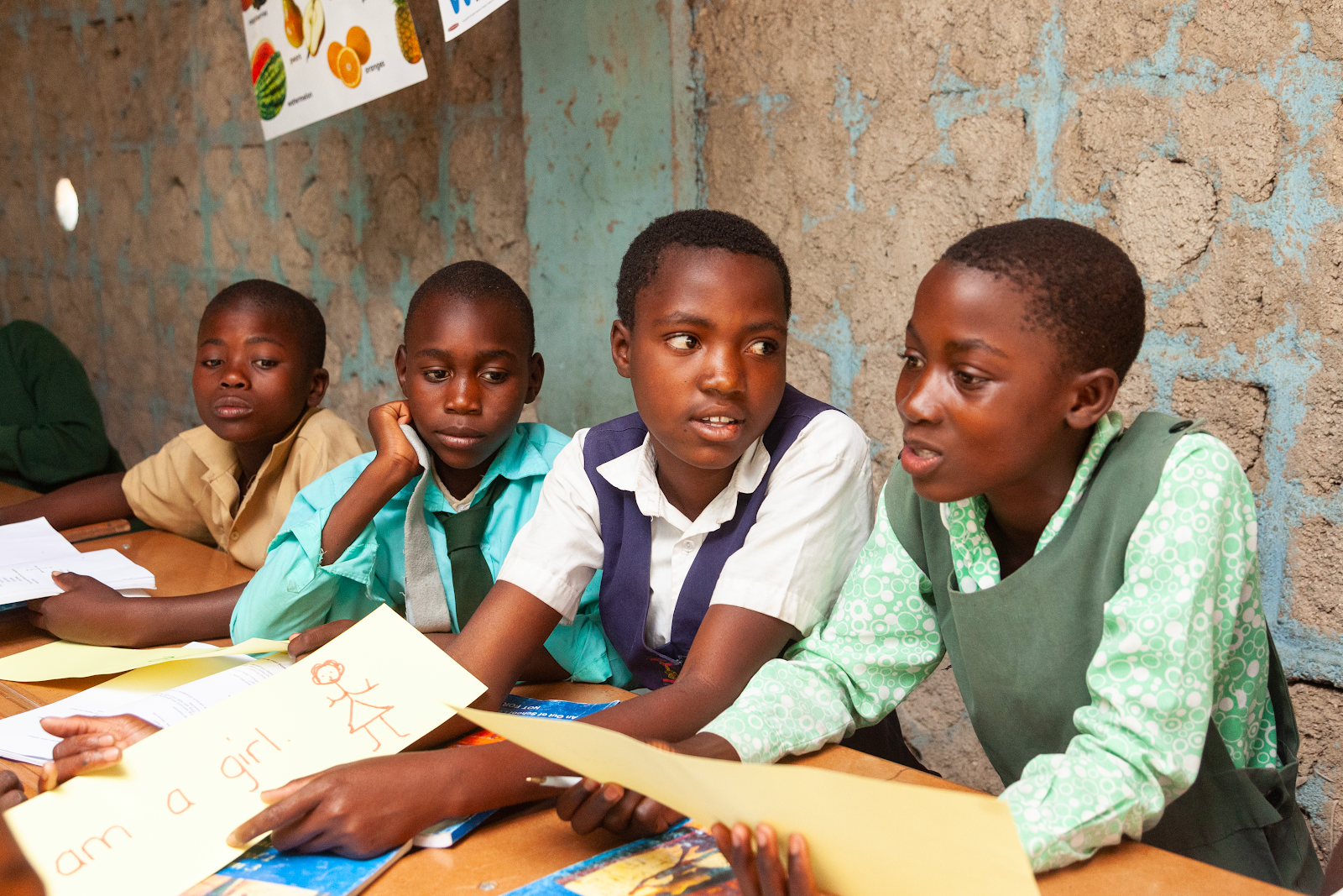 A Success Story from the Chiedza Out of School Programme in Zimbabwe