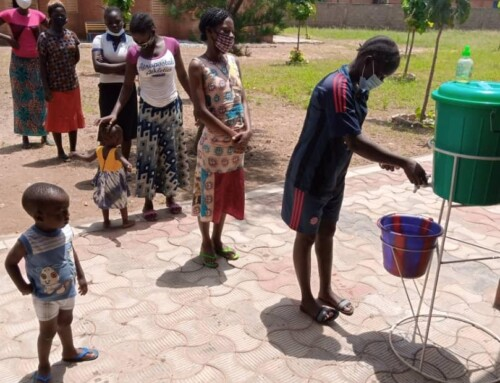 Keoogo: Adapting to new measures at the Keoogo village during the Covid-19 pandemic