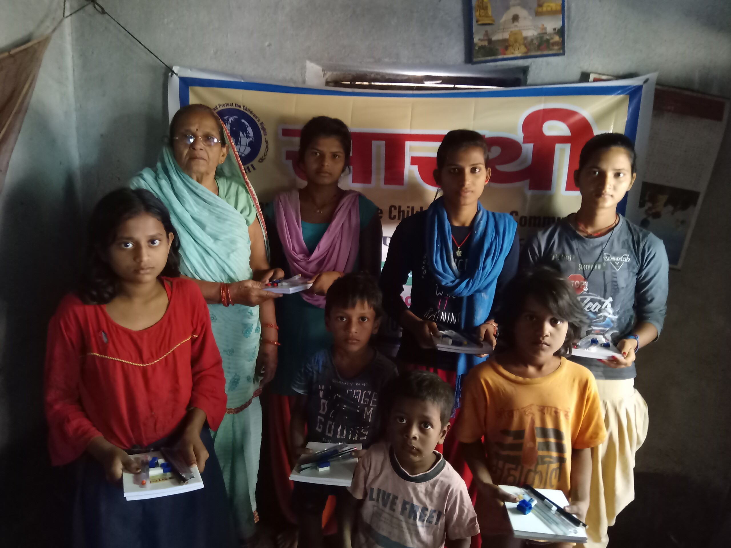SARTHI: Education for poor households of migrant workers in Bihar, India