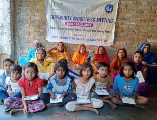 SARTHI: Community awareness on child's education and development in Bihar, India