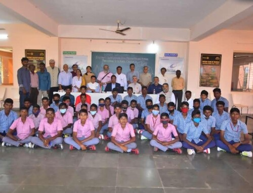 Rotary Club of Madras Boys Town Project: Academic progress of students